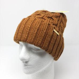 Michael Kors Cableknit Cuff Winter Hat Beanie